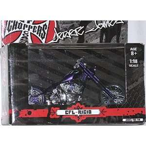 West Coast Choppers 118 Scale CFL Rigid 2005 Jesse