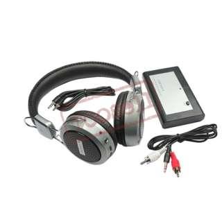Wireless Over the Ear Stereo Headphone Headset CY 518