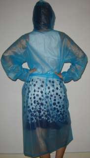 These raincoats are all made from very strong and soft high quality