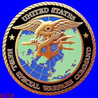 SCARCE US NAVY SEALS TEAM SIX OSAMA BIN LADEN CHALLENGE COIN SERIAL
