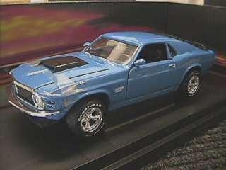 Ertl American Muscle Gone in 60 Seconds Mustang Boss 429 1970 Diecast