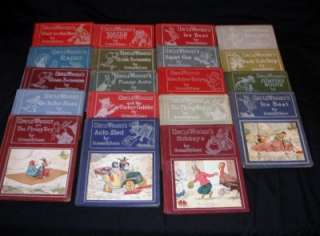 Uncle Wiggily Book Lot 1931 Howard Garis, illiustrator Lang Campbell