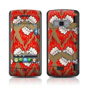 Love Hate Design Protective Skin Decal Cover Sticker for