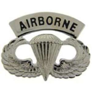 U.S. Army Airborne Jump Wings Pin 1 1/2 Arts, Crafts