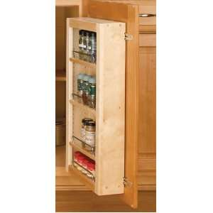 Rev A Shelf 4WD Single Pantry Door Unit   45 Height