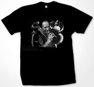 Tony Sopranos Mafia Mob New York Jersey Mens T shirt
