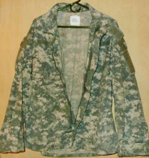 Military Jacket Army Light Camo Mens Outdoor Shirt