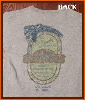 Jimmy Buffet Margaritaville Las Vegas T Shirt S