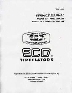 ECO AIR METER 7600 SERVICE MANUAL PLUS RESTORATION CD