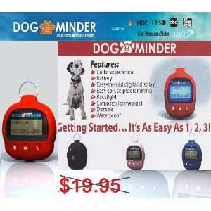 Dog e minder, Your Dogs Best Friend (Red water Resistant