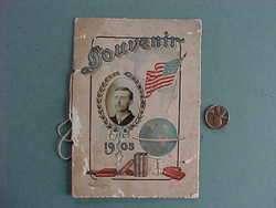 1905 Pleasant Township Grant County,Indiana High School graduation