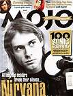 mojo music magazine may 2001 nirvana kurt cobain 90 buy