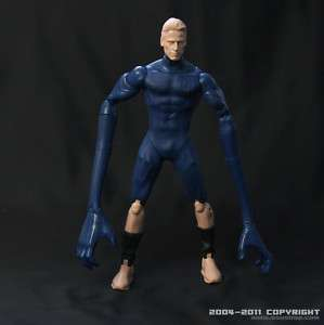 Toy Biz Marvel Fantastic 4 12 MR. FANTASTIC Prototype