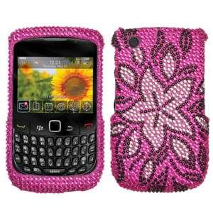 Blackberry Curve 8530 9300 9330 Hard Case Hot Pink Cover Tasteful