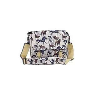 Large Horse Dreams Messenger Bag