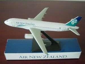 200 Air New Zealand Airbus A320 200 airplane Model