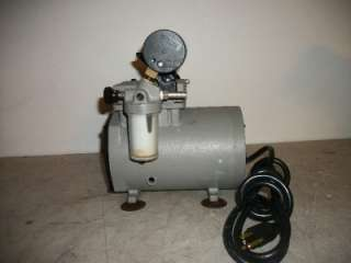 Welch Thomas 2522B 01 Vacuum Pump