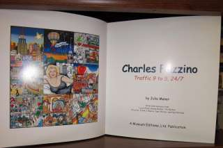 Maner, Julie CHARLES FAZZINO traffic 9 to 5 Signed 1st