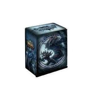 WARCRAFT WOW SCOURGEWAR EPIC DECK BOX EXTENDED ART EA [Toy