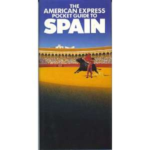 The American Express Pocket Guide to Spain (9780671500283