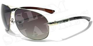 DG DESIGNER AVIATORS CELEBRITY BLACK SUNGLASSES D.G 347