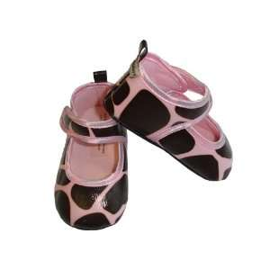Baby Bella Maya Mi Mica Walking Shoes Ginny Giraffe Baby
