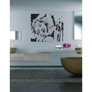 Marilyn Monroe Vinyl Wall Mural Sticker Decal 22x32