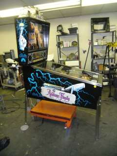 Addams Family Pinball Machine Adams