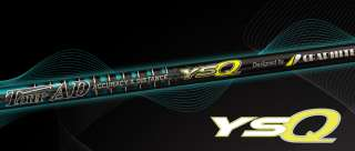 NEW   Graphite Design Tour AD YSQ 55 Stiff (S) Flex .350 Tip OD