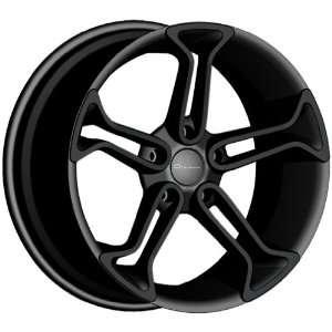 Giovanna King5 Matte Black Wheel (20x10/5x112mm