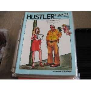 Hustler Humor Vol 1 No 4 1978:  Books