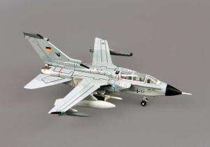 This is a 1200 scale model airplane from Herpa Wings of the Luftwaffe