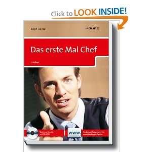 Das erste Mal Chef (9783448092615) Ralph Frenzel Books