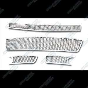 06 12 2011 Chevy Impala Stainless Steel Mesh Grille Grill