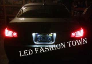 pair of high quality LED mirrors arrow light for left and right