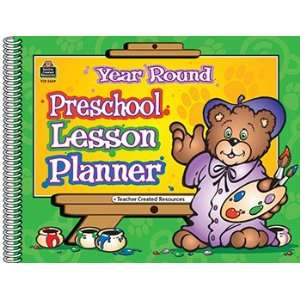 CREATED RESOURCES YEAR ROUND PRESCHOOL LESSON PLANNER