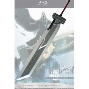 FF7 Final Fantasy VII Cloud Strife Arms buster Sword