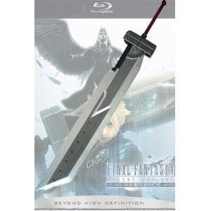 FF7 Final Fantasy VII Cloud Strife Arms buster Sword