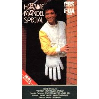The First Howie Mandel Special ( VHS Tape   1986)