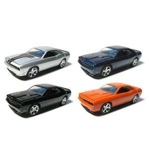 2008/09 Dodge Challengers Asst.1/64 Mixed Case Of 12 By
