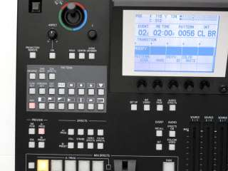 HMX100 2D / 3D HD switcher video mixer HD SDI HDMI AG HMX100P