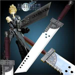 Video Game Fantasy Cloud BUSTER Sword 56 Everything Else