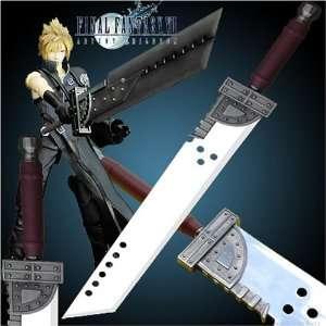 Video Game Fantasy Cloud BUSTER Sword 56 Everything Else