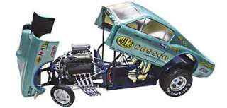 MALCO GASSER GMP FORD DRAGSTER MUSTANG 1:18 NHRA DRAG RACING