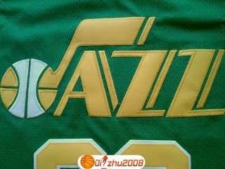 Karl Malone UTAH JAZZ #32 Swingman RETRO nba Jerseys