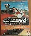 Tony Hawks Pro Skater 4 Manual Nintendo GameCube MANUAL ONLY Booklet