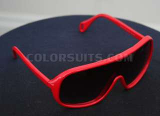 WWE Macho Man Randy Savage Shades Sunglasses   RED COLOR   OHHHH