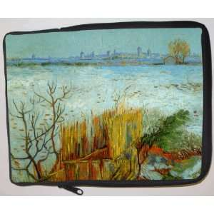 Van Gogh Art Arles Laptop Sleeve   Note Book sleeve