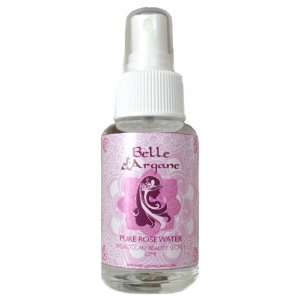 Pure Moroccan Rose Water: Beauty