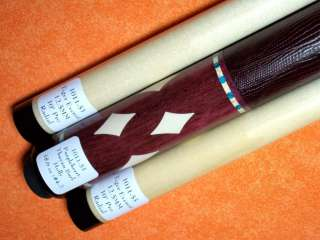 Jacoby Custom Pool Cue with Edge Hybrid Shaft